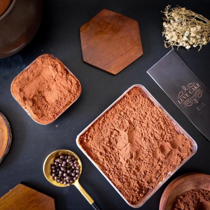 Dessert Box Luve Cake - Classic Tiramisu