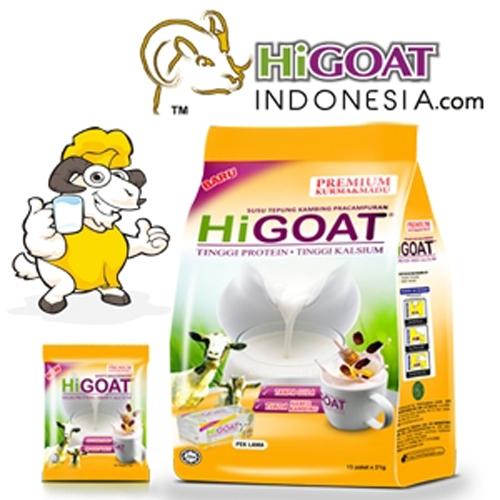 HIGOAT Premium Madu