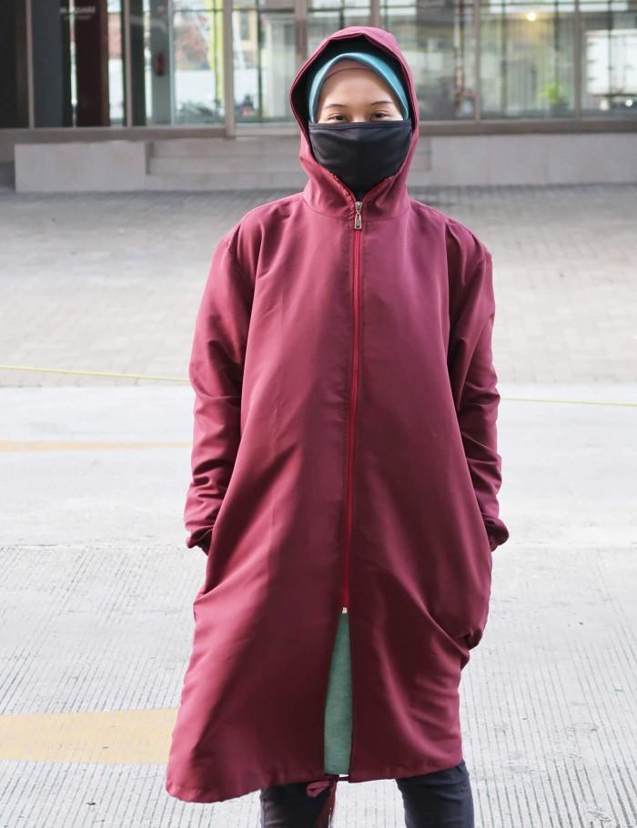 Jaket Anti Corona / Jaket APD Waterproof