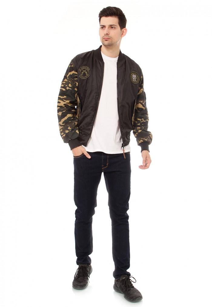 Jaket Boomber Army / Jaket Pria Army / Jaket Premium Casual