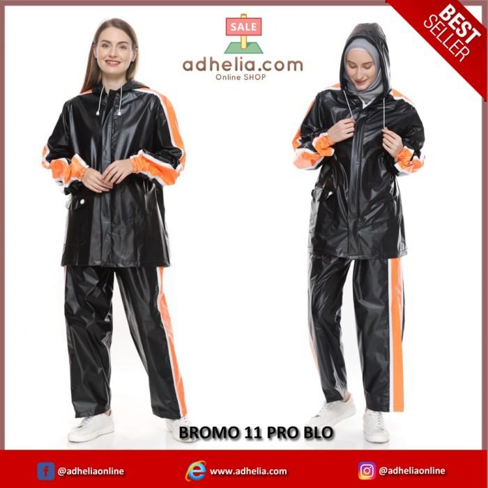 Jas Hujan Bromo - BROMO 11 PRO BLO