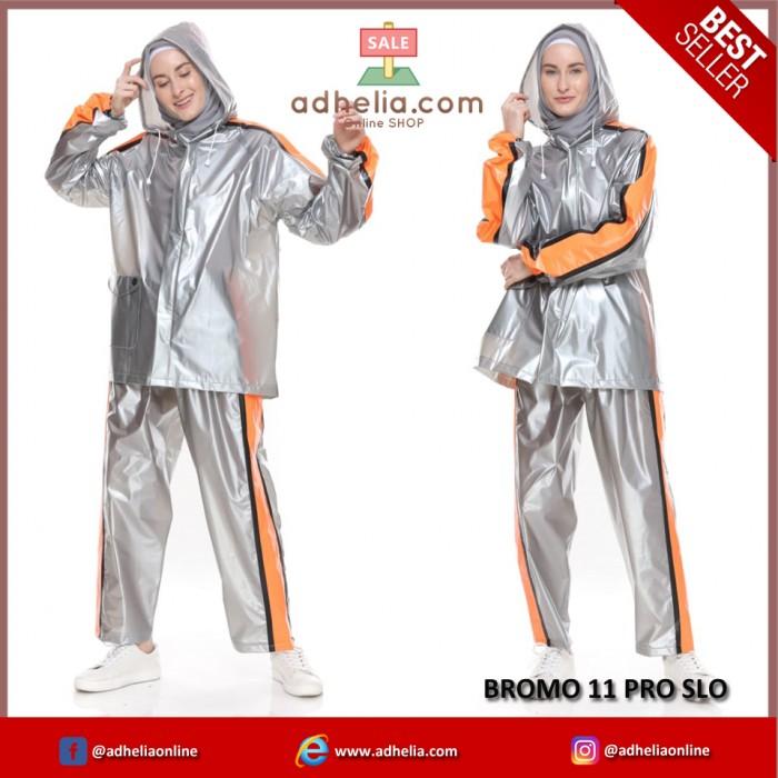 Jas Hujan Bromo - BROMO 11 PRO SLO