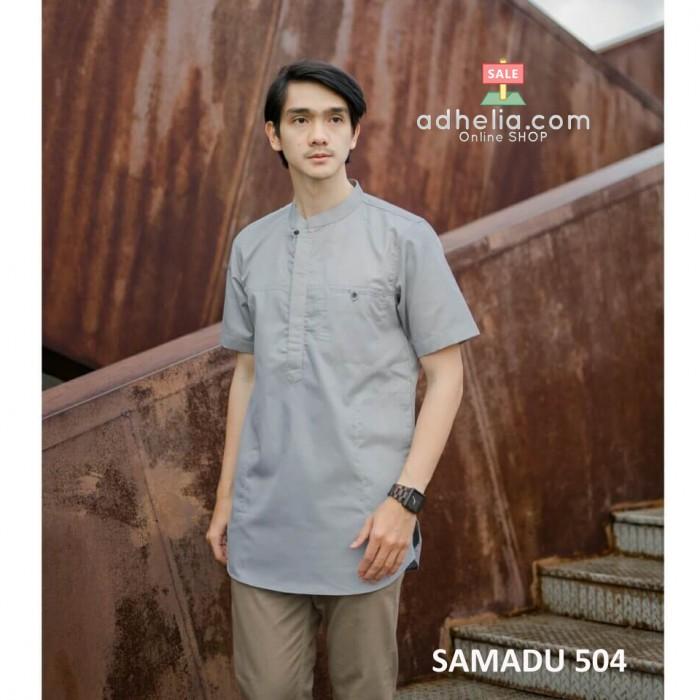 Kurta Toyobo Muslim Pria - SAMADU 504