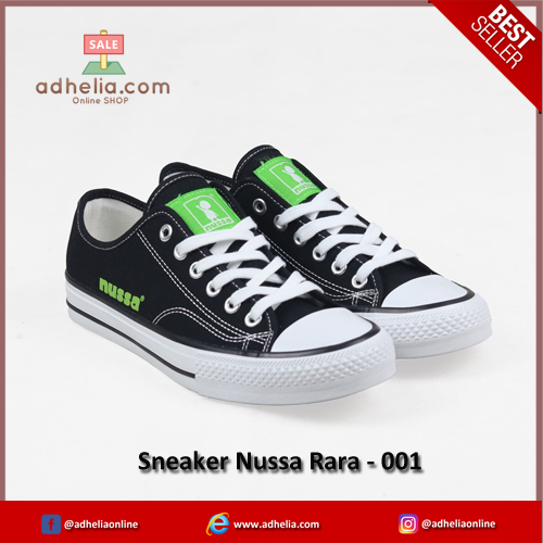 Sepatu Sneaker Nussa Rara Official Men (Ready Couple) - Nussa 001