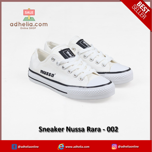 Sepatu Sneaker Nussa Rara Official Men (Ready Couple) - Nussa 002