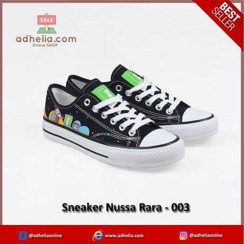 Sepatu Sneaker Nussa Rara Official Men (Ready Couple) - Nussa 003
