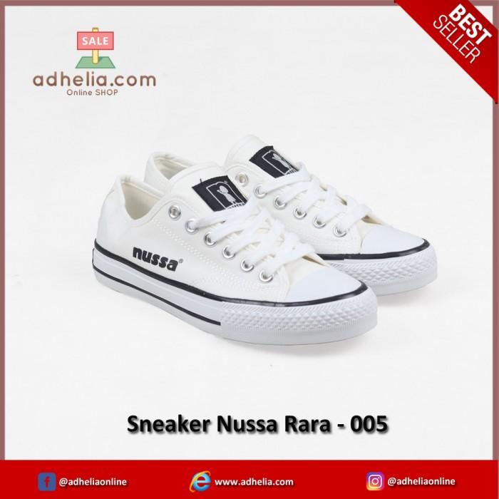 Sepatu Sneaker Nussa Rara Official Woman (Ready Couple) - Nussa 005