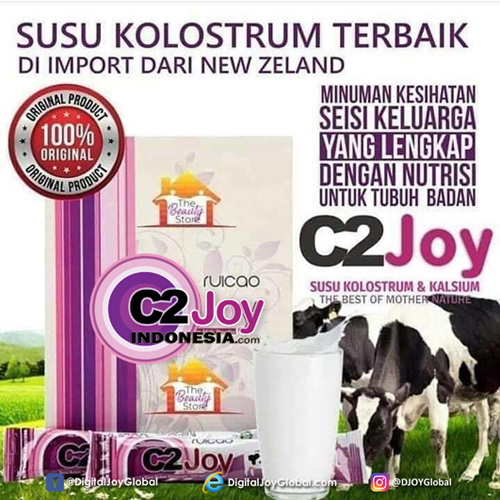 Susu Kolostrum C2JOY