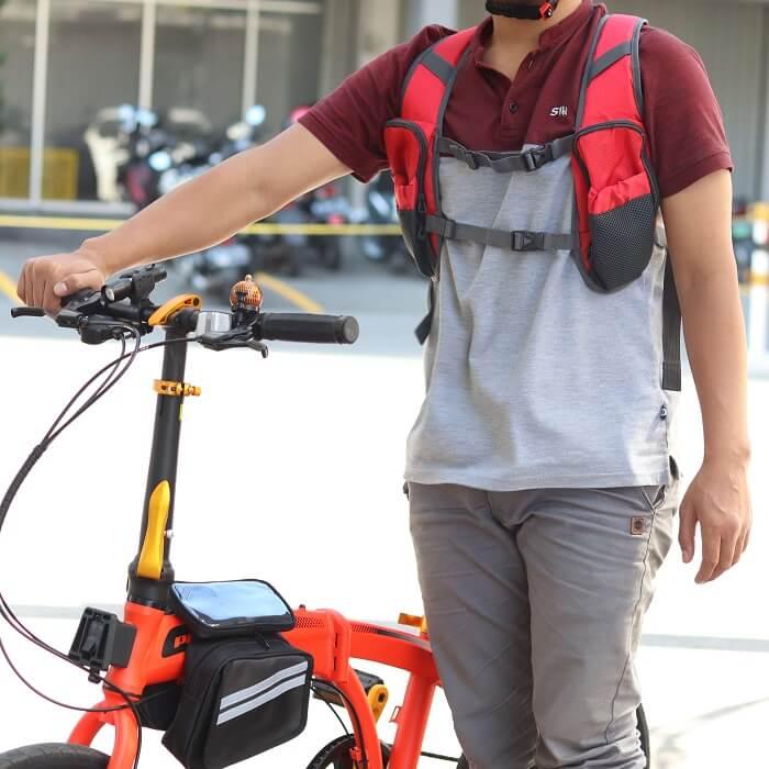 Tas Sepeda Trendy / Tas Running / Tas Hydropack / Bladder Bag