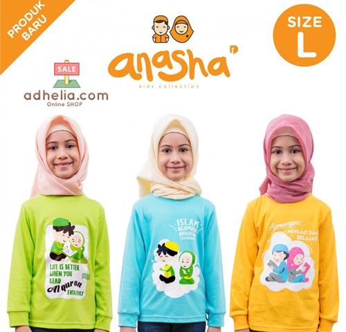Anasha Kaos Anak Panjang Size L