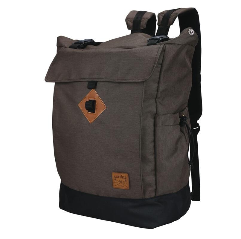 Tas Ransel Laptop / Backpack Casual Unisex Pria Wanita - MB 001
