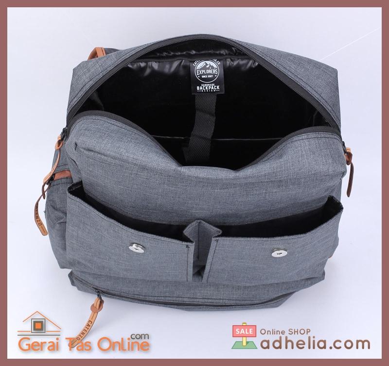 Backpack Casual Unisex Pria Wanita - YD 036