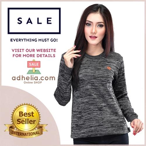 Dress / Atasan / Baju Rajut Wanita - SDL 239