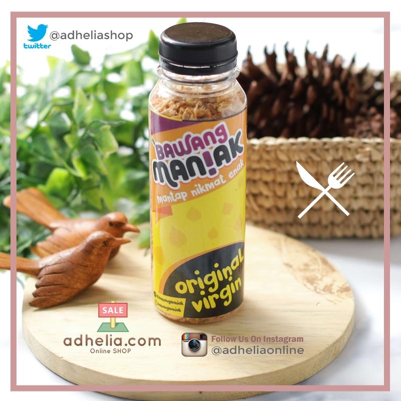 Bawang Maniak Original - Bawang Goreng Premium