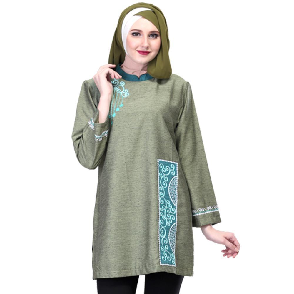 Sarimbit / Busana Muslim Couple Wanita - SDR 784