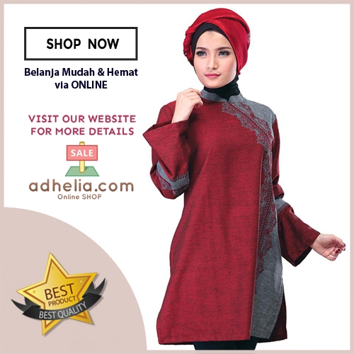 Sarimbit / Busana Muslim Couple Wanita - SGB 491