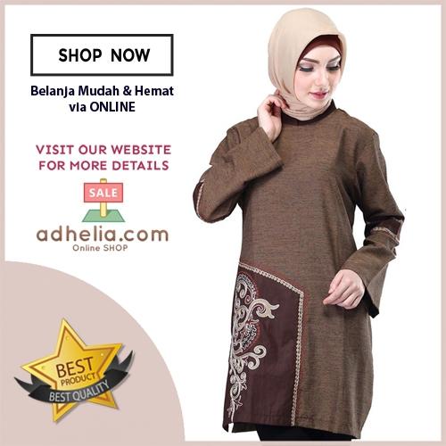 Sarimbit / Busana Muslim Couple Wanita - SGB 788