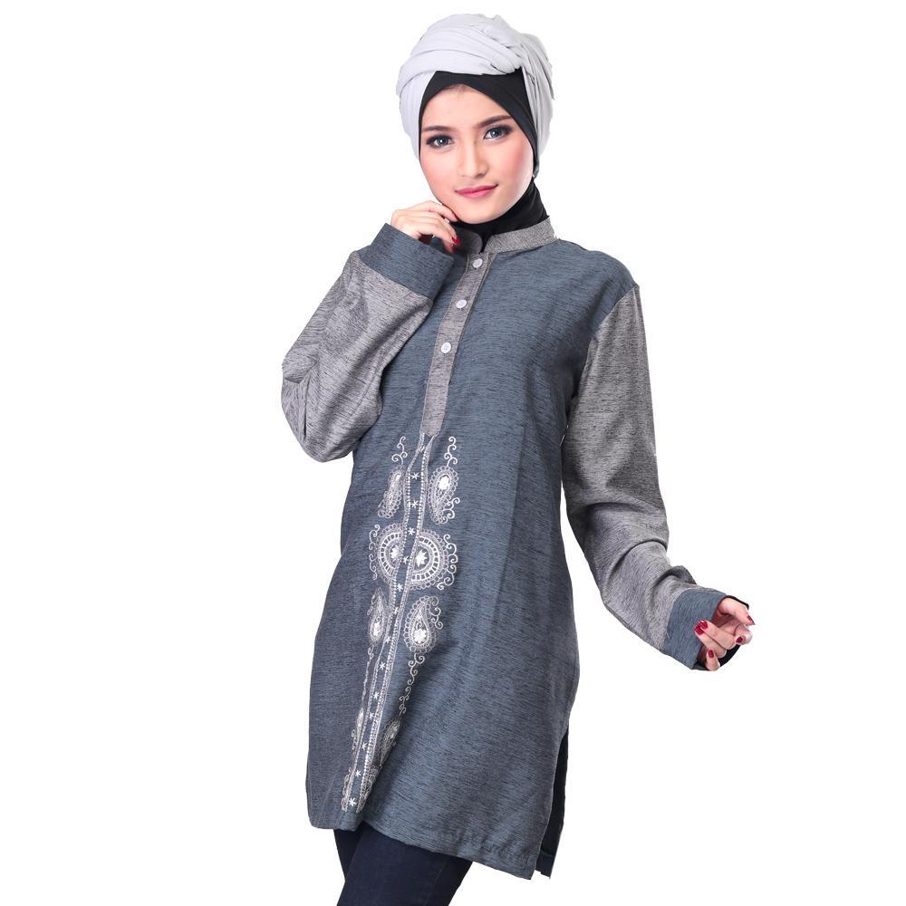 Sarimbit / Busana Muslim Couple Wanita - SGB 876
