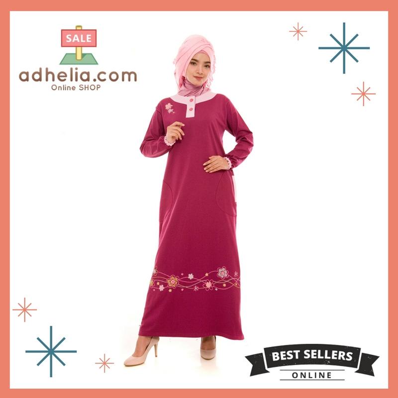 Busana Muslim Wanita - G 48