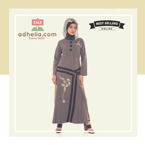 Gamis Wanita / Tunik Panjang / Busana Muslim Wanita - G 56
