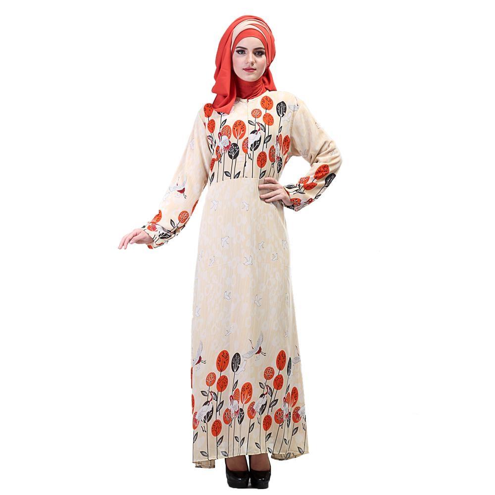 Gamis / Busana Muslim Wanita - SHJ 830