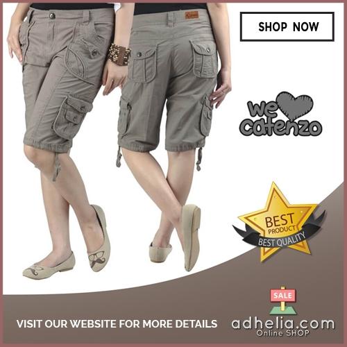 Celana Denim Wanita - RG 005