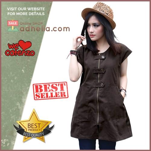 Pakaian Wanita / Dress / Tunik - RG 022