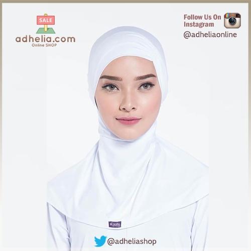 Elzatta Hijab/Hijab Instan/Ciput/E007-902