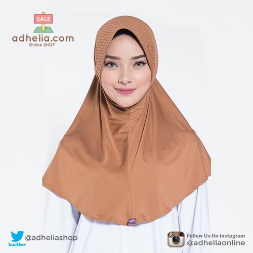 Hijab/Hijab Instan/Bergo/Hijab Elzatta/E009-723