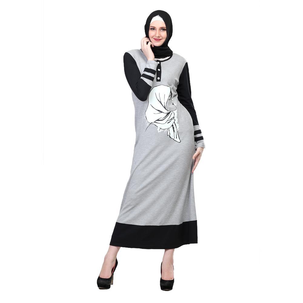 Gamis / Busana Muslim Wanita - SHJ 474