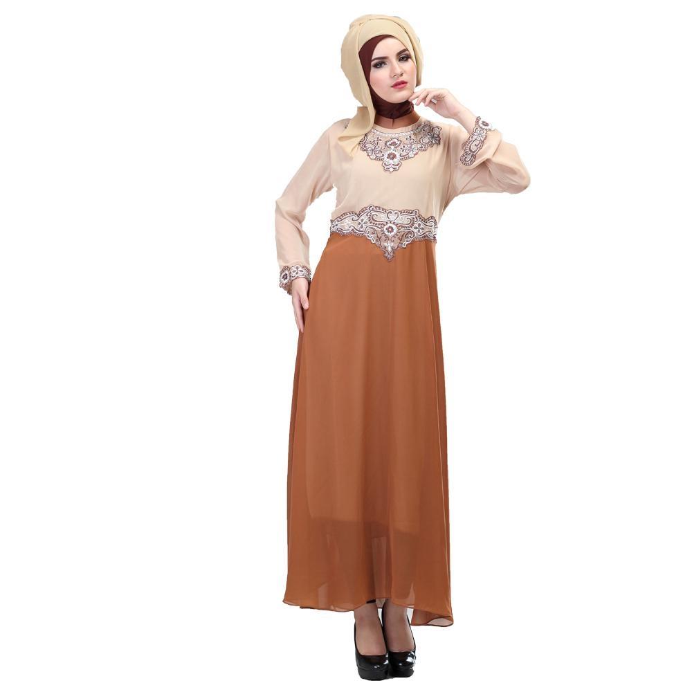Gamis / Busana Muslim Wanita - SNS 715