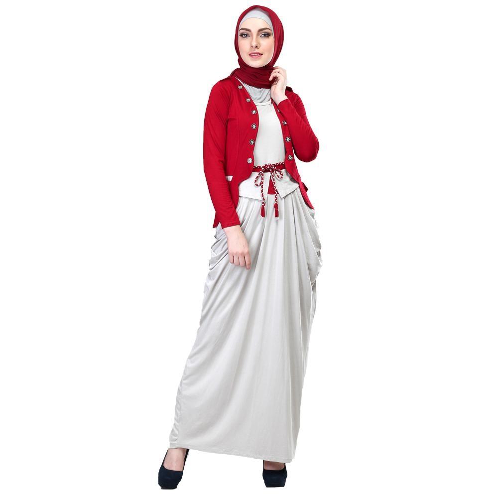 Gamis / Busana Muslim Wanita - SOP 287