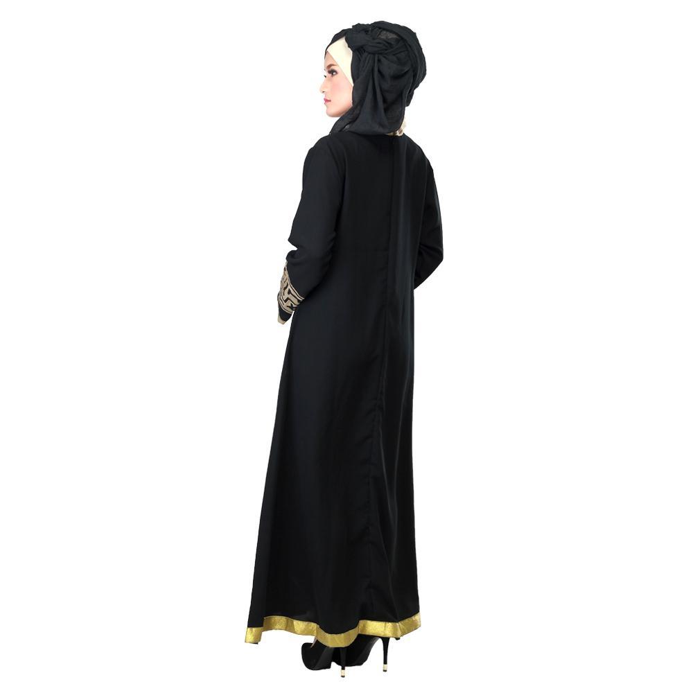 Gamis / Busana Muslim Wanita - SWI 804