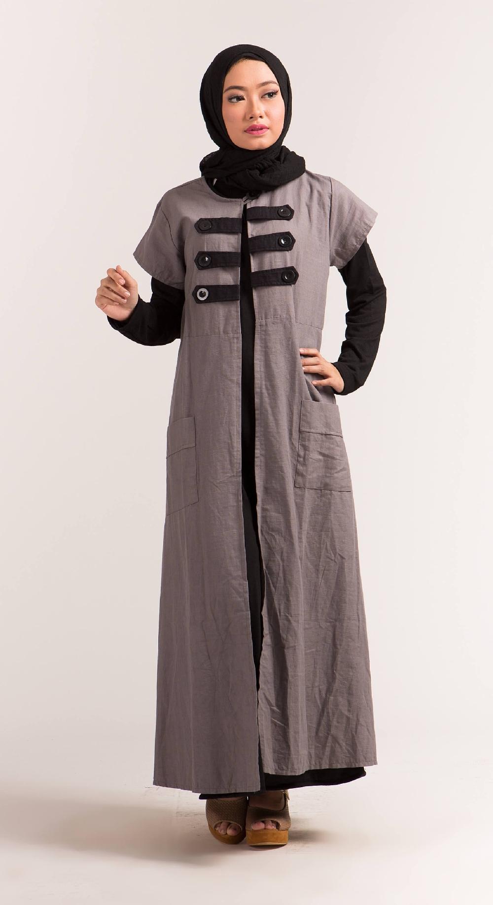 Gamis Muslimah Wanita - GRN 9014