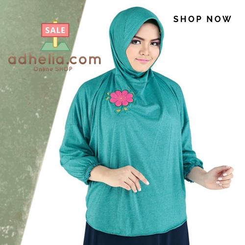 Kerudung Bergo / Hijab Instan - RNI 087