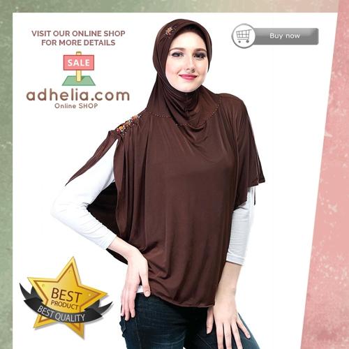 Bergo / Jilbab / Hijab Instan Wanita - SKI 916