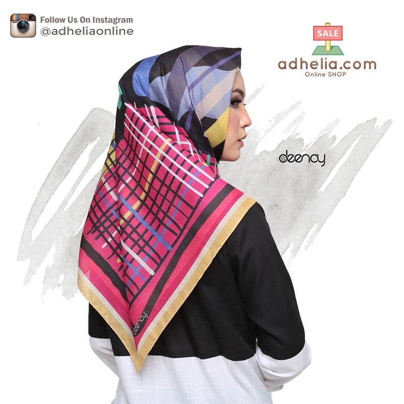Jilbab Segi Empat Deenay - CARIN
