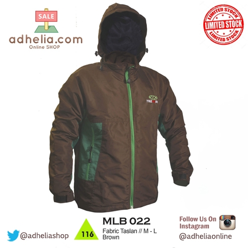 Jaket Gunung / Hiking / Adventure Trekking - MLB 022