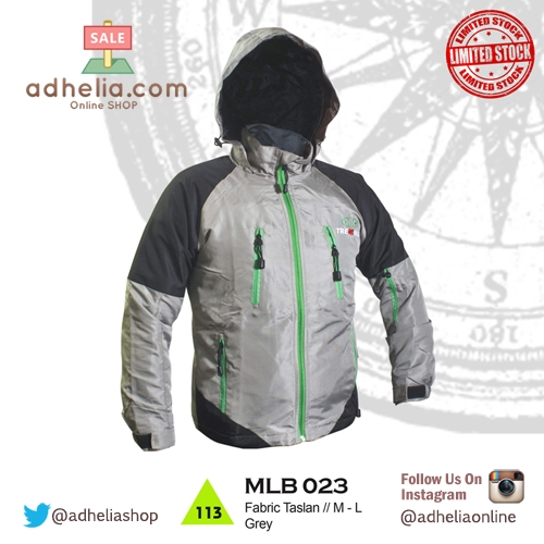 Jaket Gunung / Hiking / Adventure Trekking - MLB 023