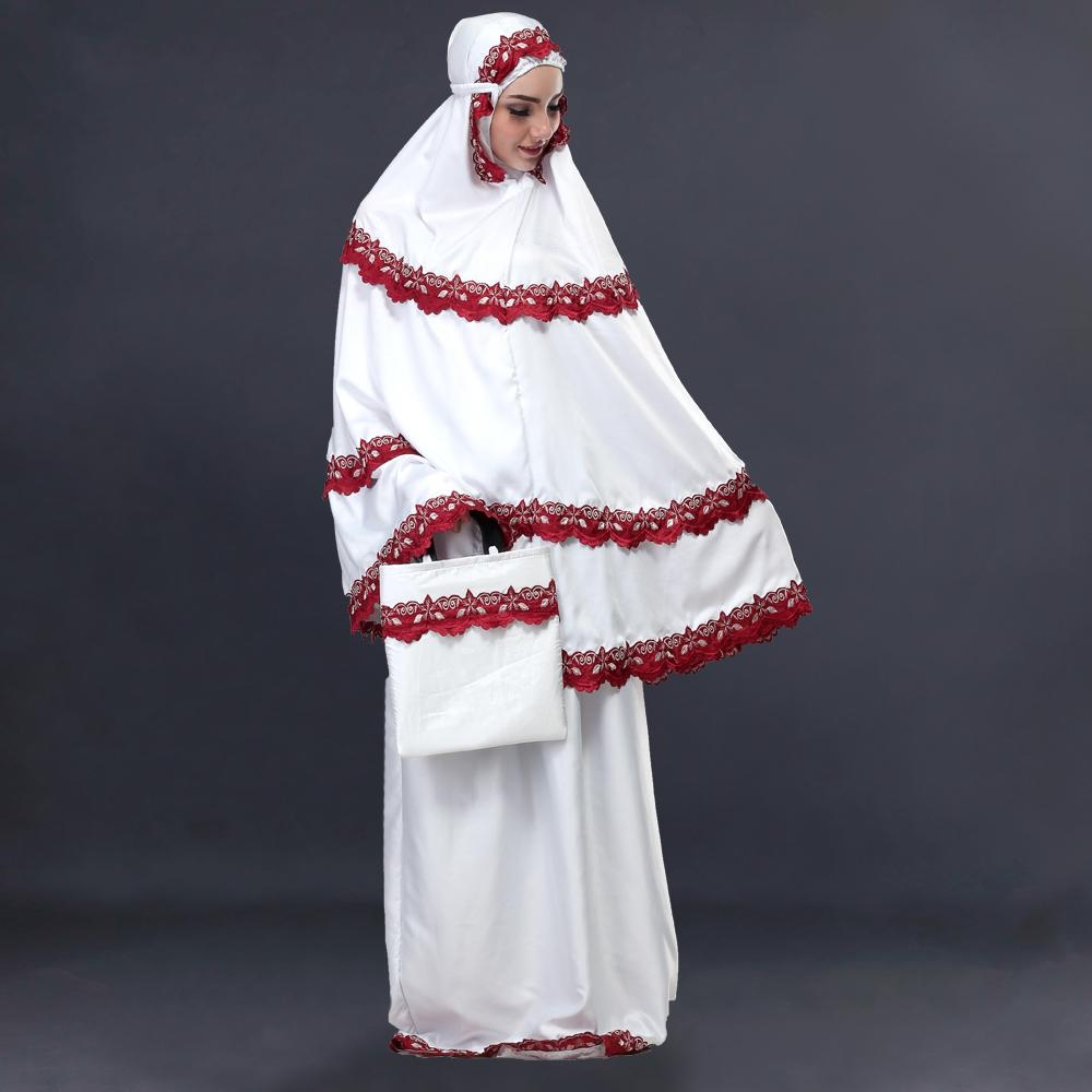 Mukena Muslimah Wanita - SLS 308