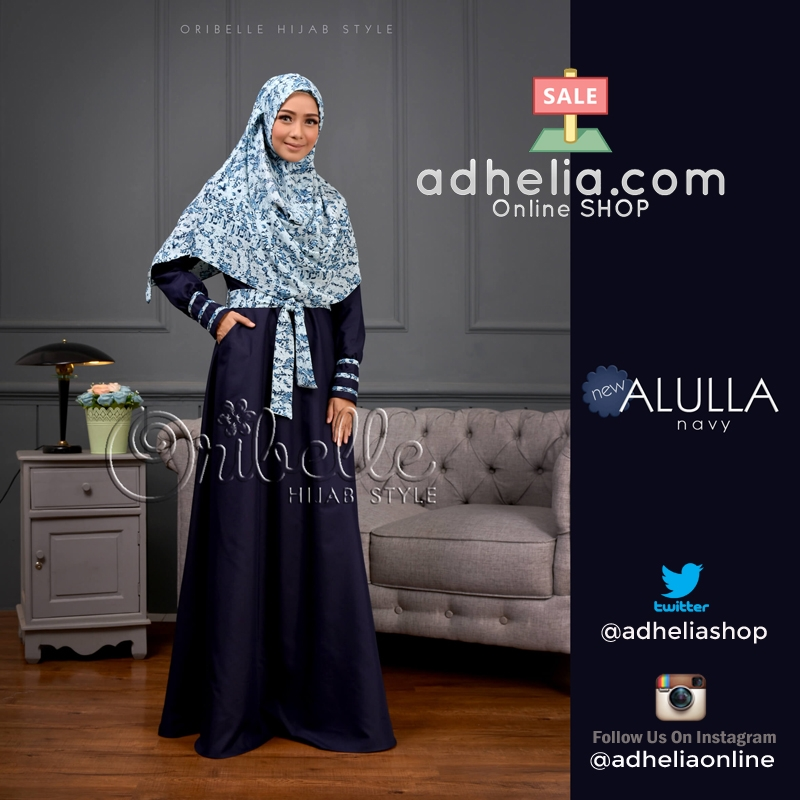 NEW ALULLA - NAVY