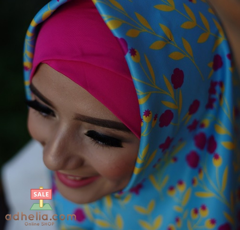 Noorani Tiffany Hijab Set