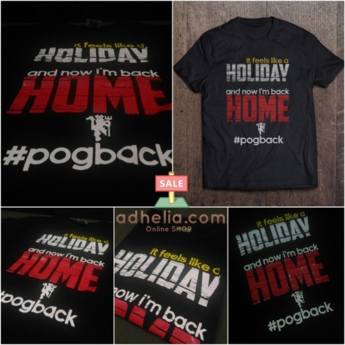 Pogba - Back Home