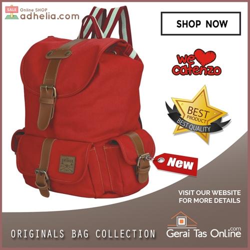 Tas Ransel / Backpack Wanita - RH 624