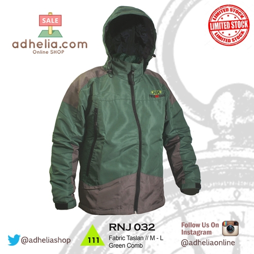 Jaket Gunung / Hiking / Adventure Trekking - RNJ 032