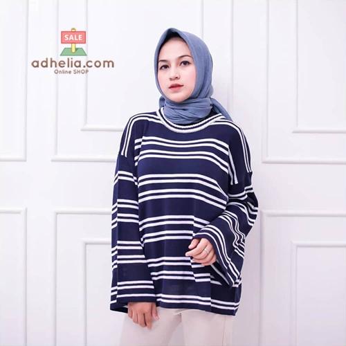 Sweater Wanita / Jaket Rajut Knit / Outer Baju Hangat - ROW 008