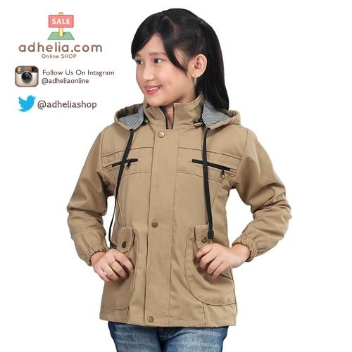 Jaket Kasual Anak Perempuan - STJ 974