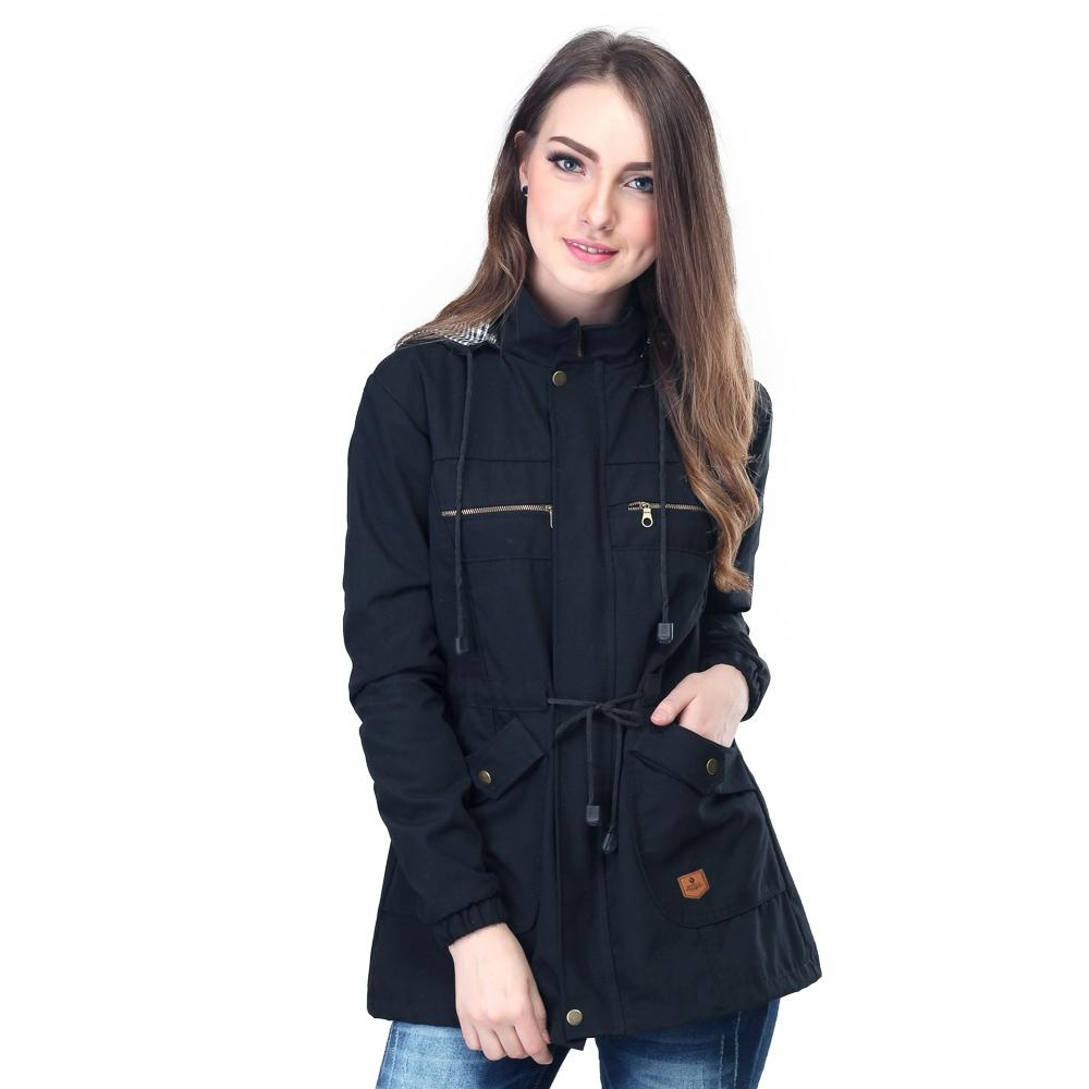 Sweater Canvas Wanita - SIP 381