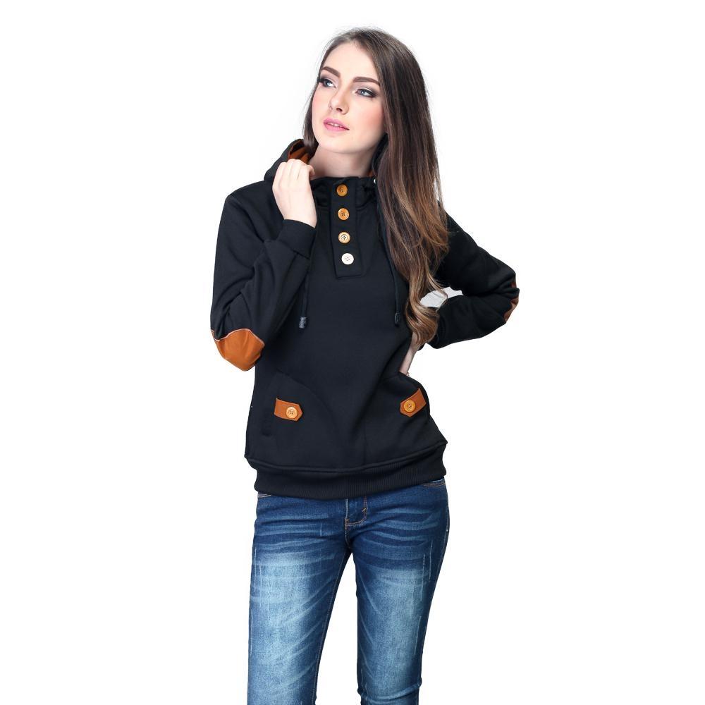 Sweater Fleece Wanita - SDD 147