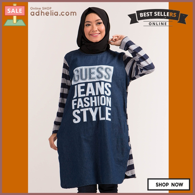 Tunik Muslimah Wanita - GER 1081